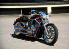Harley-Davidson V-Rod Umbau - VRod Red Rod